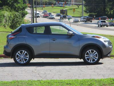 2016 Nissan JUKE 5dr Wagon CVT S FWD - Click to see full-size photo viewer