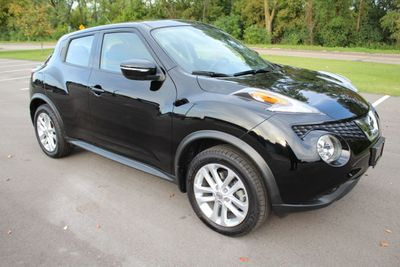 2016 Nissan JUKE ONE OWNER AWD S SUV