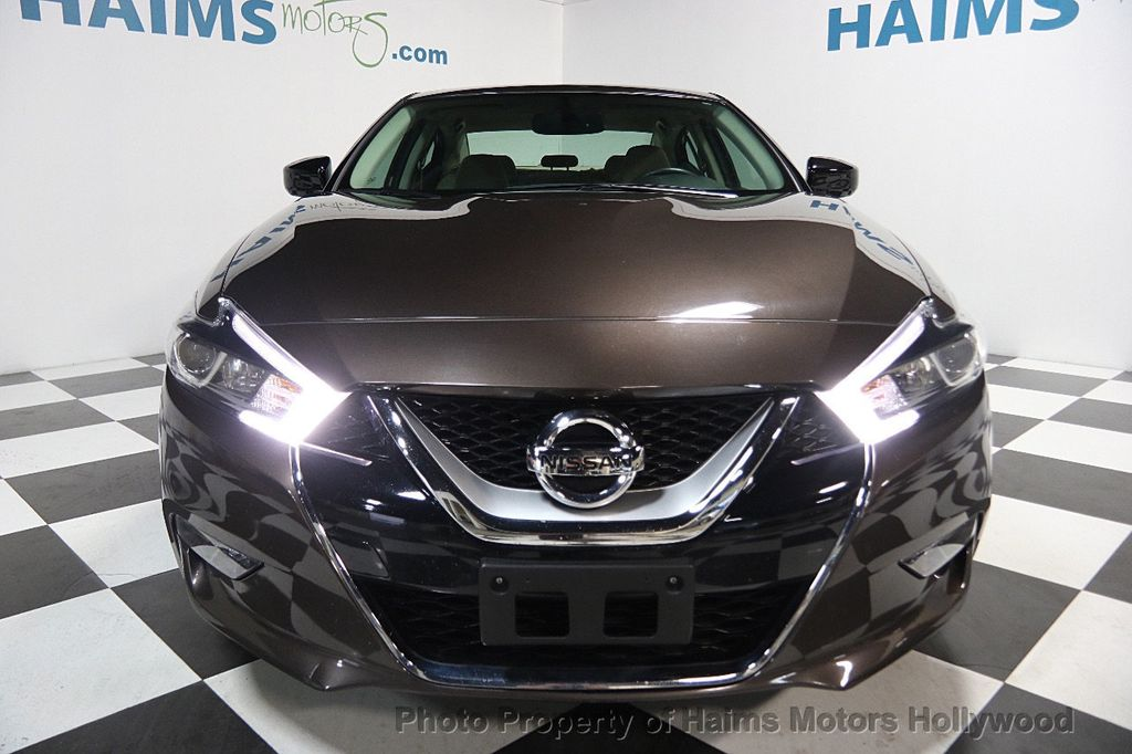 2016 Used Nissan Maxima At Haims Motors Serving Fort Lauderdale Hollywood Miami Fl Iid 16485991