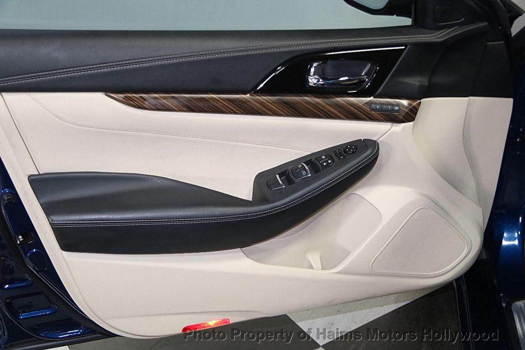 2016 Nissan Maxima 4dr Sedan 35 Platinum