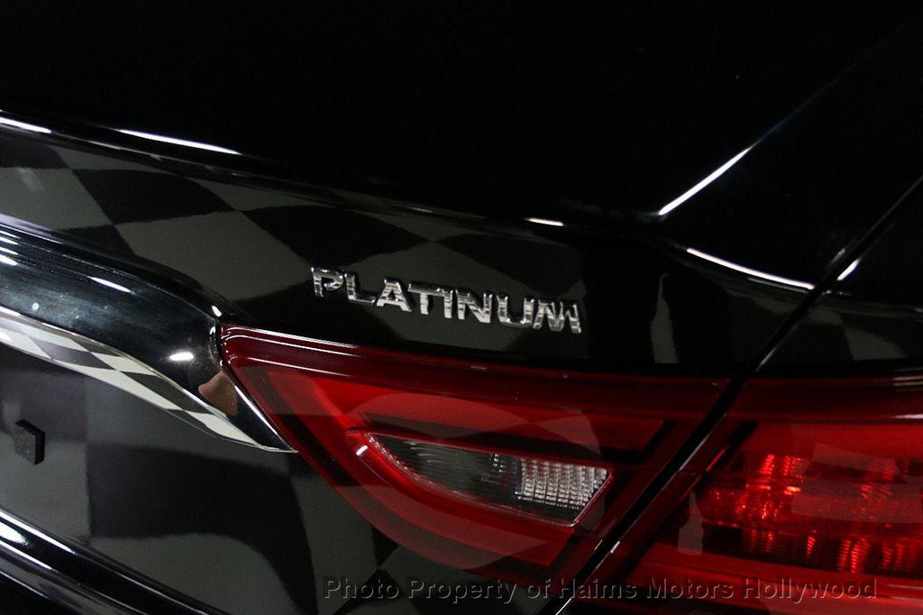 2016 Nissan Maxima 4dr Sedan 3.5 Platinum   16719195   7