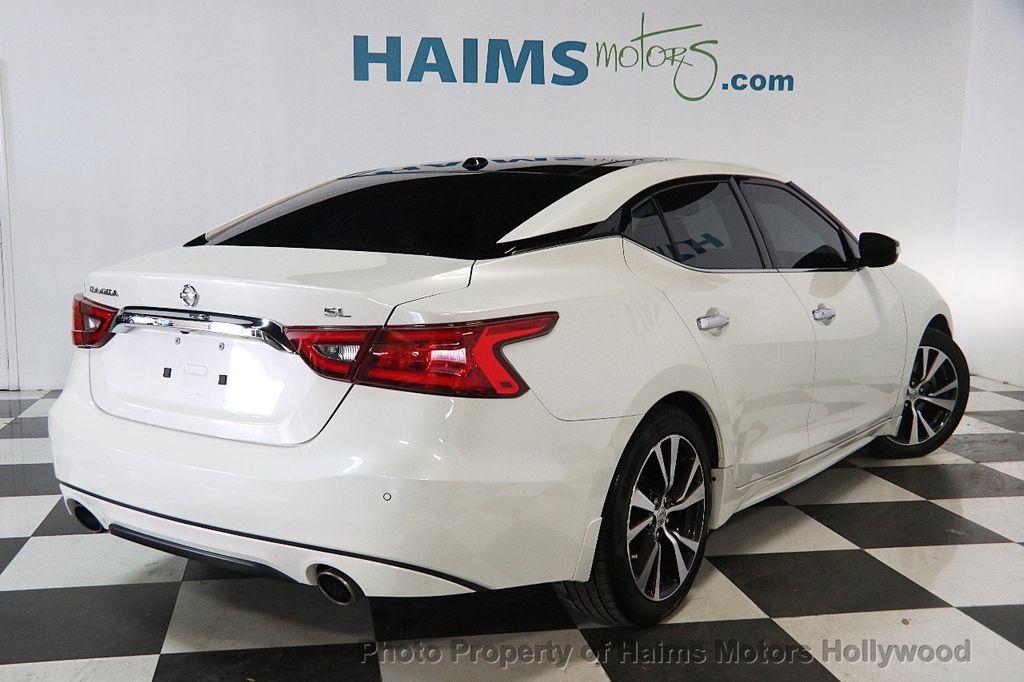 2016 Used Nissan Maxima 4dr Sedan 3.5 SL at Haims Motors ...