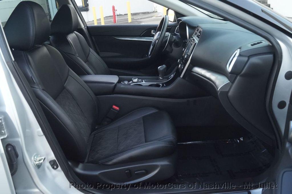 2016 Nissan Maxima 4dr Sedan 3.5 SR - 17900763 - 22