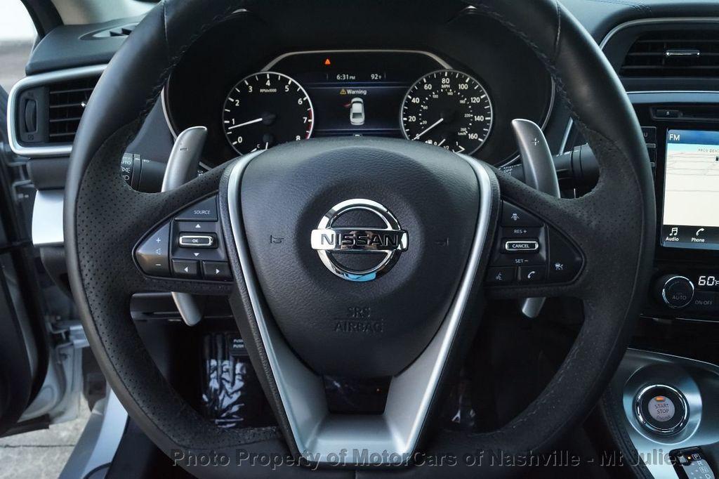 2016 Nissan Maxima 4dr Sedan 3.5 SR - 17900763 - 28
