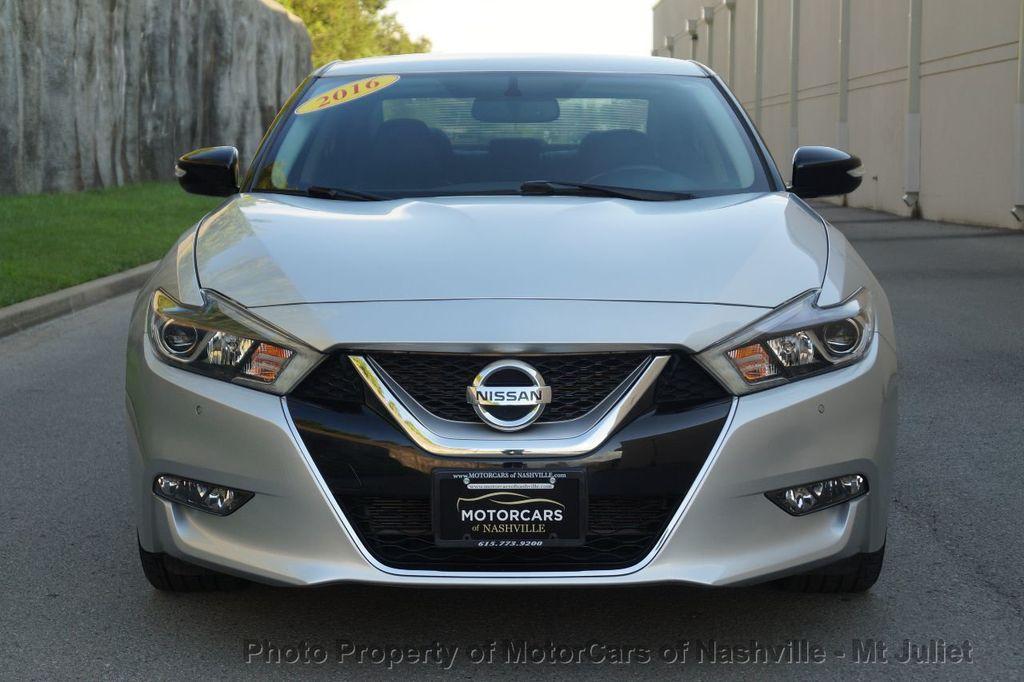 2016 Nissan Maxima 4dr Sedan 3.5 SR - 17900763 - 3
