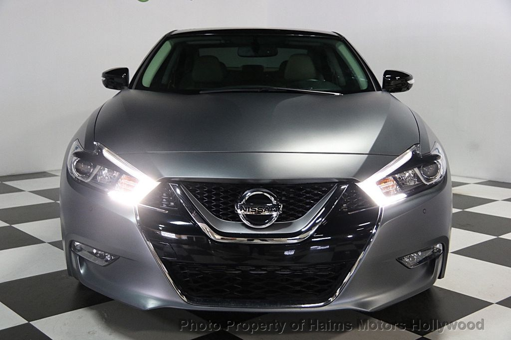 2016 Used Nissan Maxima 4dr Sedan 3 5 Sv At Haims Motors Hollywood Serving Fort Lauderdale