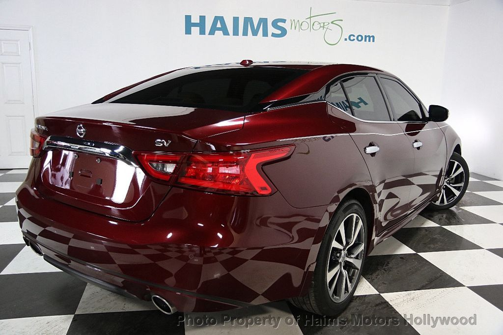 2016 Nissan Maxima 4dr Sedan 3 5 Sv 16487278