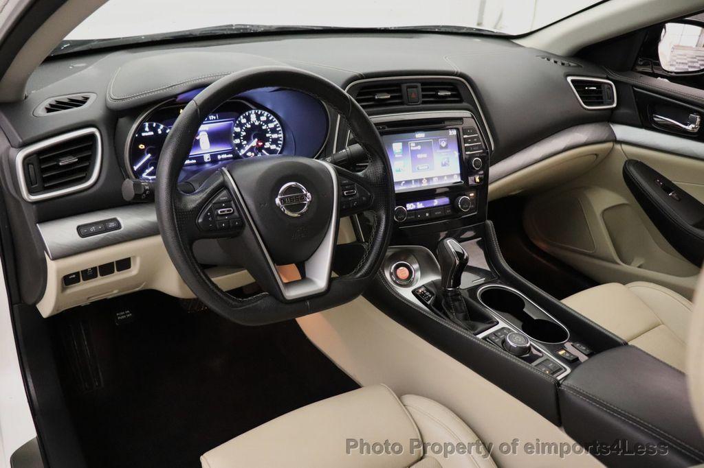 2016 Nissan Maxima CERTIFIED MAXIMA 3.5 SV NAV CAMERA - 18561274 - 33