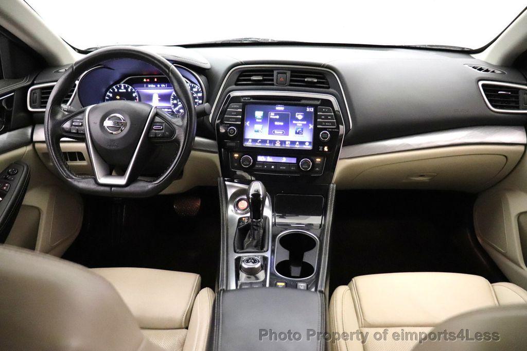 2016 Nissan Maxima CERTIFIED MAXIMA 3.5 SV NAV CAMERA - 18561274 - 34