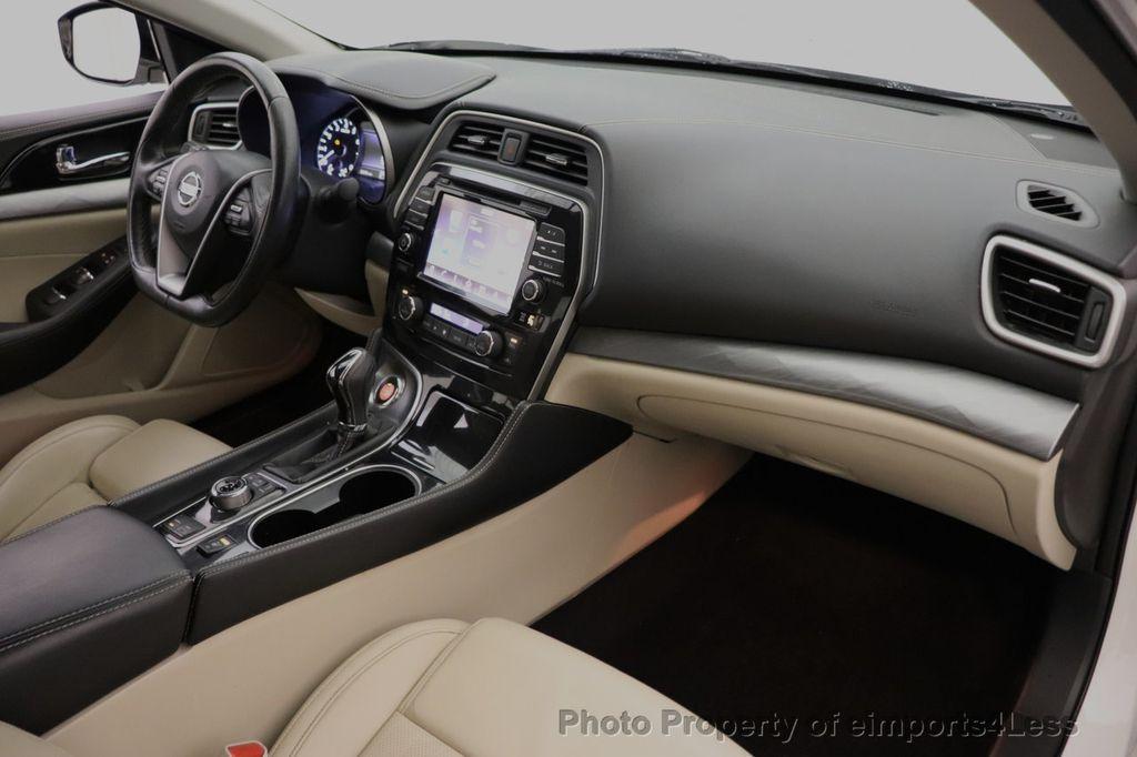2016 Nissan Maxima CERTIFIED MAXIMA 3.5 SV NAV CAMERA - 18561274 - 35
