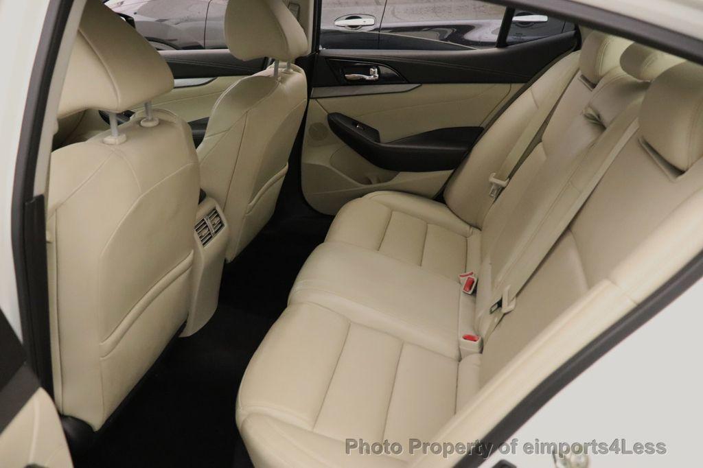 2016 Nissan Maxima CERTIFIED MAXIMA 3.5 SV NAV CAMERA - 18561274 - 36