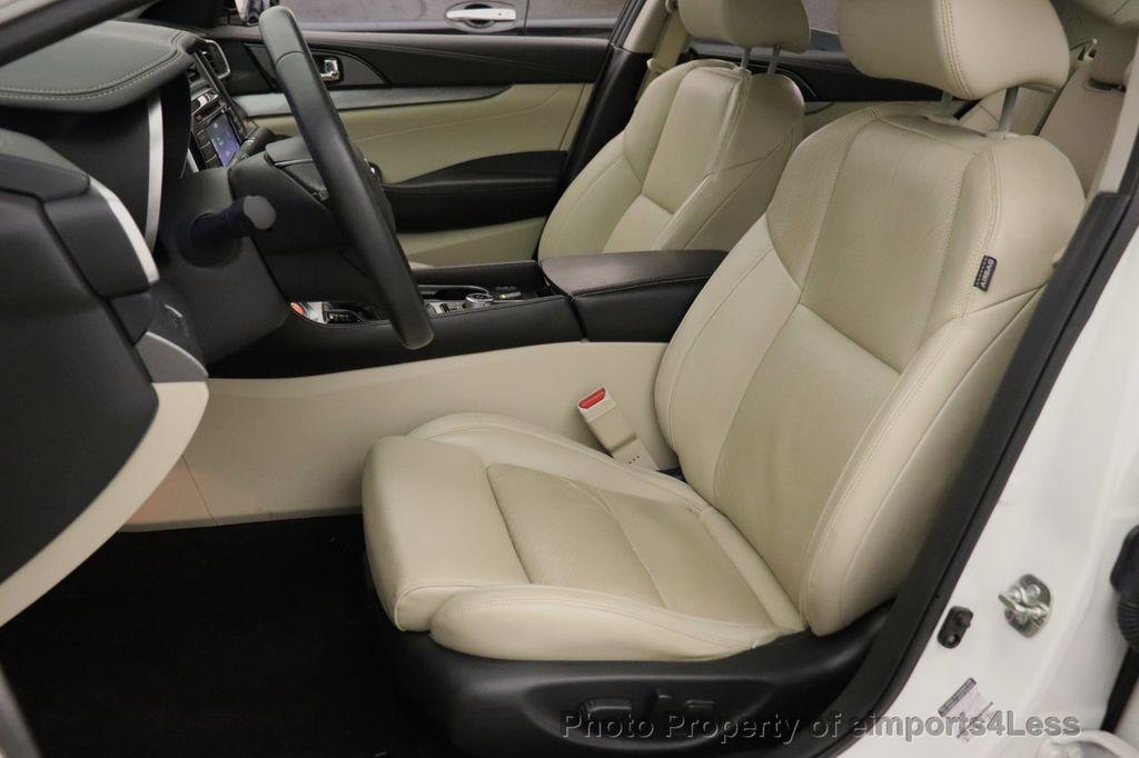 2016 Nissan Maxima CERTIFIED MAXIMA 3.5 SV NAV CAMERA - 18561274 - 38
