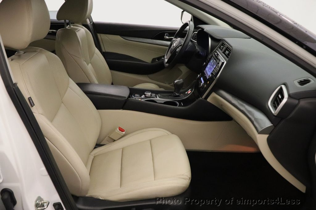 2016 Nissan Maxima CERTIFIED MAXIMA 3.5 SV NAV CAMERA - 18561274 - 39