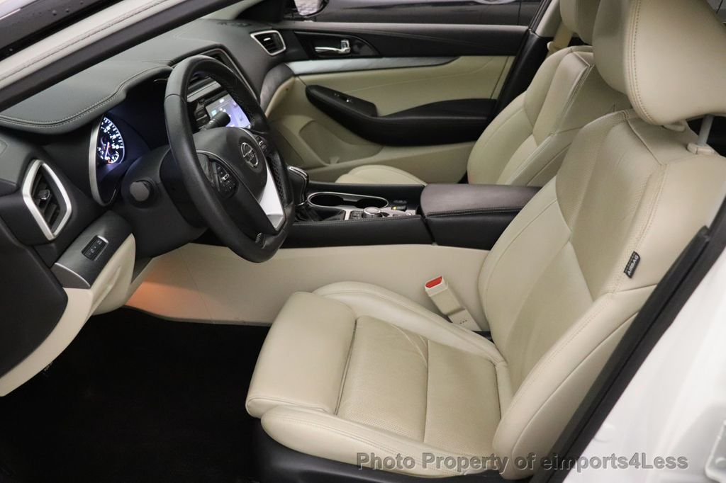 2016 Nissan Maxima CERTIFIED MAXIMA 3.5 SV NAV CAMERA - 18561274 - 48