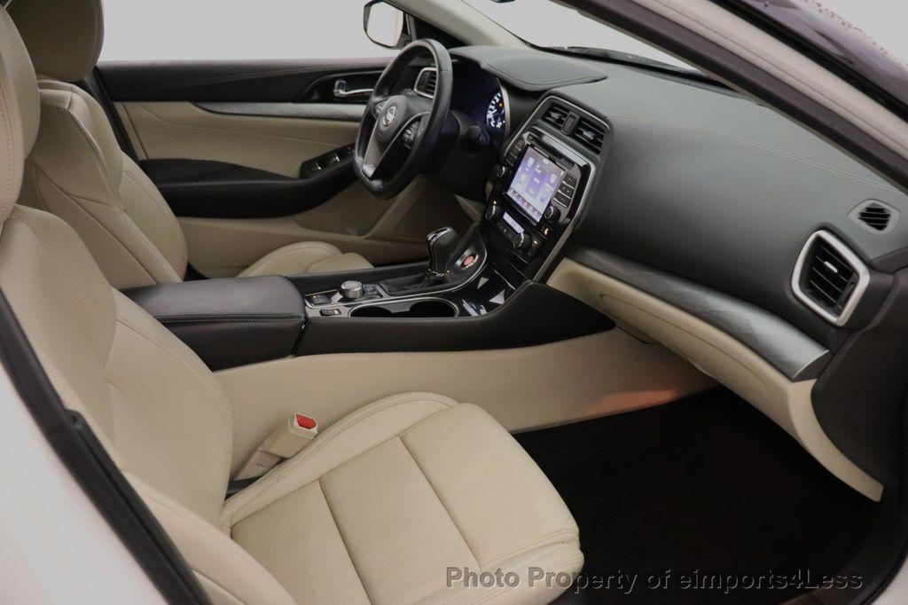 2016 Nissan Maxima CERTIFIED MAXIMA 3.5 SV NAV CAMERA - 18561274 - 49