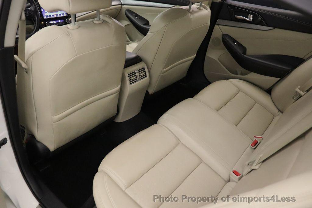 2016 Nissan Maxima CERTIFIED MAXIMA 3.5 SV NAV CAMERA - 18561274 - 50