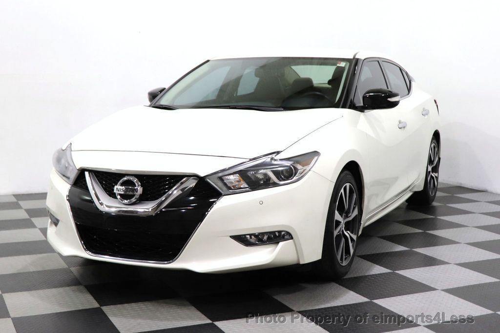2016 Nissan Maxima CERTIFIED MAXIMA 3.5 SV NAV CAMERA - 18561274 - 52
