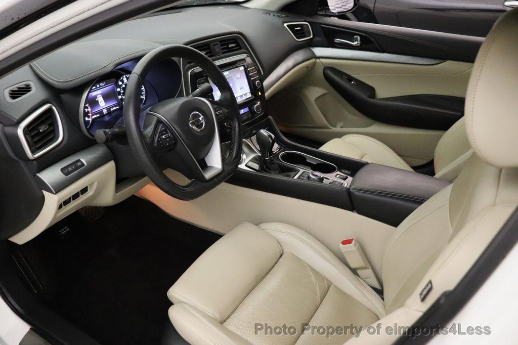 2016 Nissan Maxima CERTIFIED MAXIMA 3.5 SV NAV CAMERA - 18561274 - 5