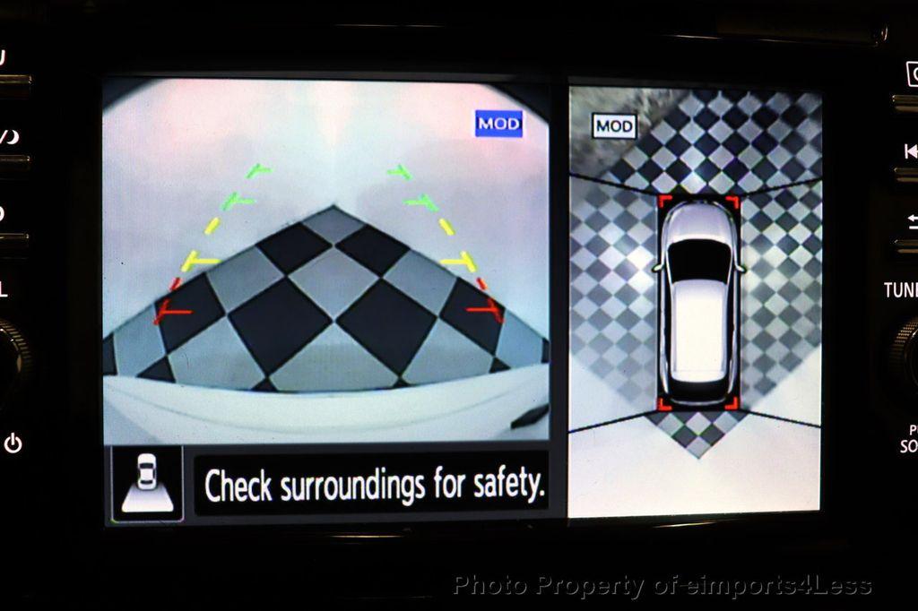 2016 Nissan Murano CERTIFIED MURANO SL AWD NAVIGATION CAMERA BLIS BOSE - 18561288 - 10
