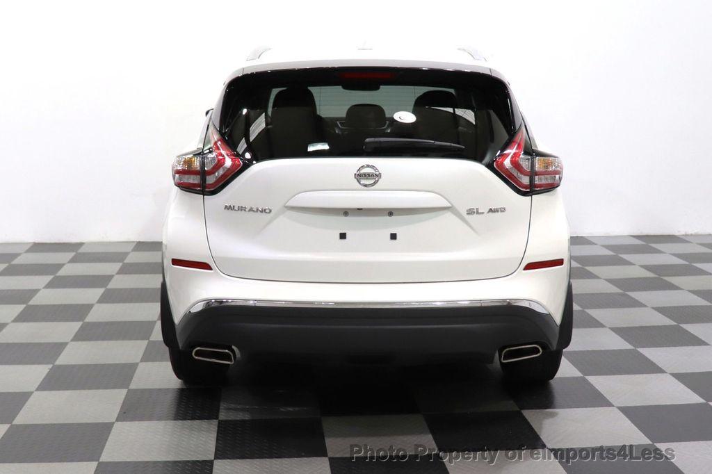 2016 Nissan Murano CERTIFIED MURANO SL AWD NAVIGATION CAMERA BLIS BOSE - 18561288 - 16
