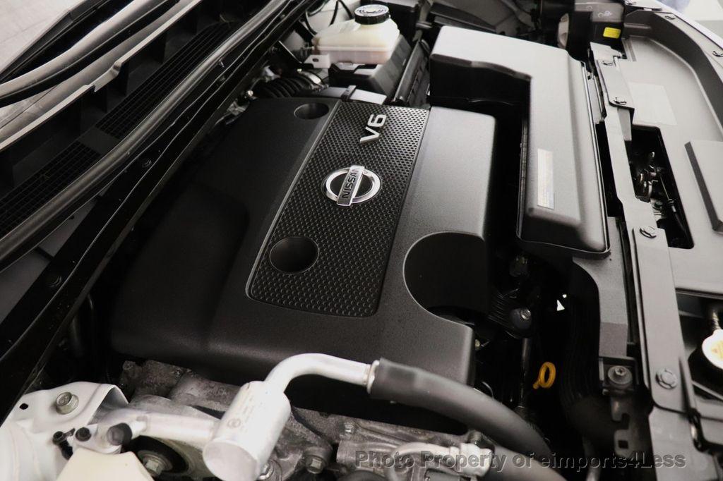 2016 Nissan Murano CERTIFIED MURANO SL AWD NAVIGATION CAMERA BLIS BOSE - 18561288 - 20