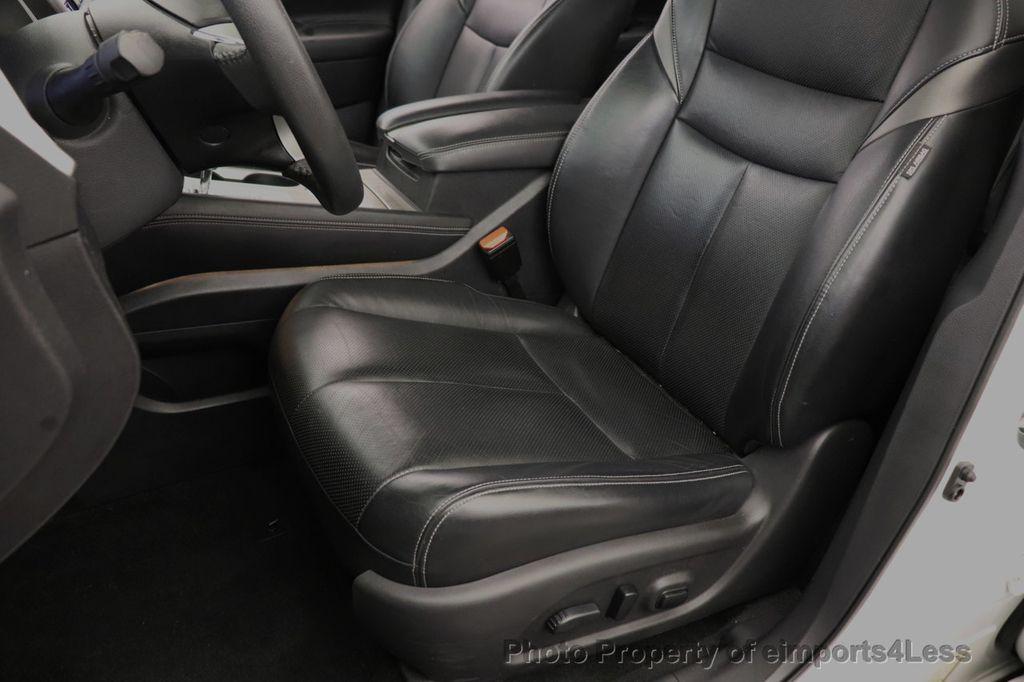 2016 Nissan Murano CERTIFIED MURANO SL AWD NAVIGATION CAMERA BLIS BOSE - 18561288 - 22