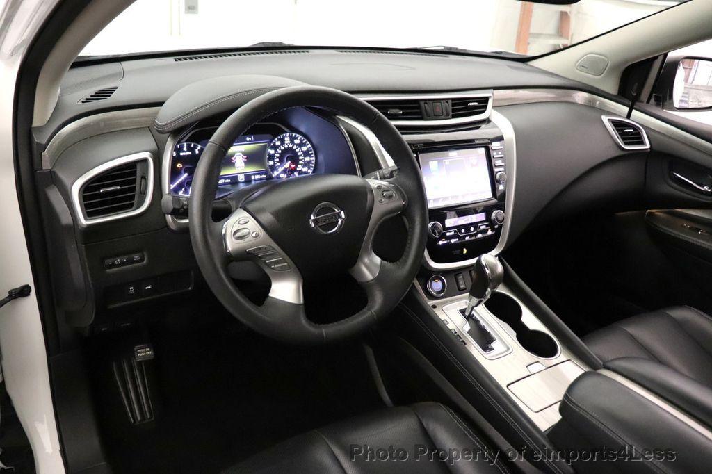 2016 Nissan Murano CERTIFIED MURANO SL AWD NAVIGATION CAMERA BLIS BOSE - 18561288 - 31