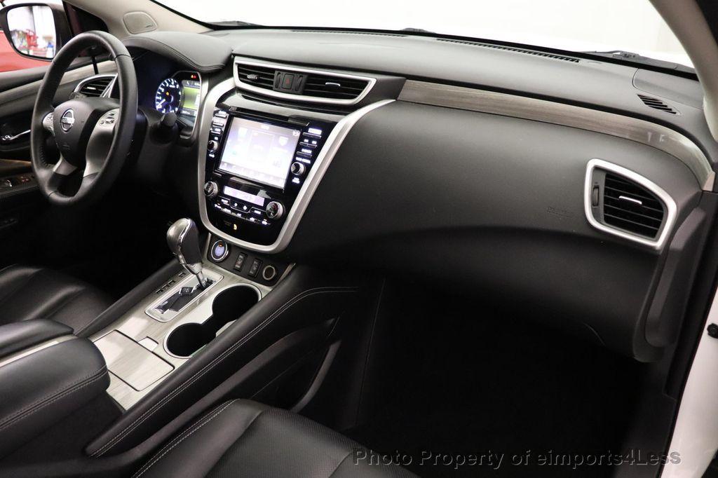 2016 Nissan Murano CERTIFIED MURANO SL AWD NAVIGATION CAMERA BLIS BOSE - 18561288 - 33