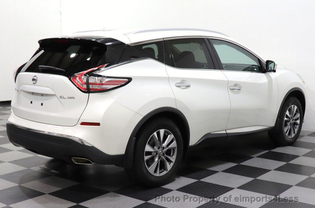 2016 Nissan Murano CERTIFIED MURANO SL AWD NAVIGATION CAMERA BLIS BOSE - 18561288 - 3