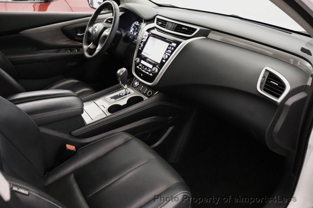 2016 Nissan Murano CERTIFIED MURANO SL AWD NAVIGATION CAMERA BLIS BOSE - 18561288 - 47