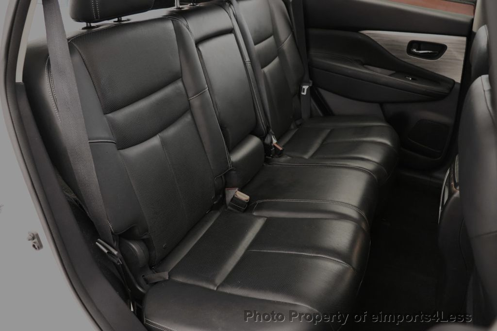 2016 Nissan Murano CERTIFIED MURANO SL AWD NAVIGATION CAMERA BLIS BOSE - 18561288 - 49