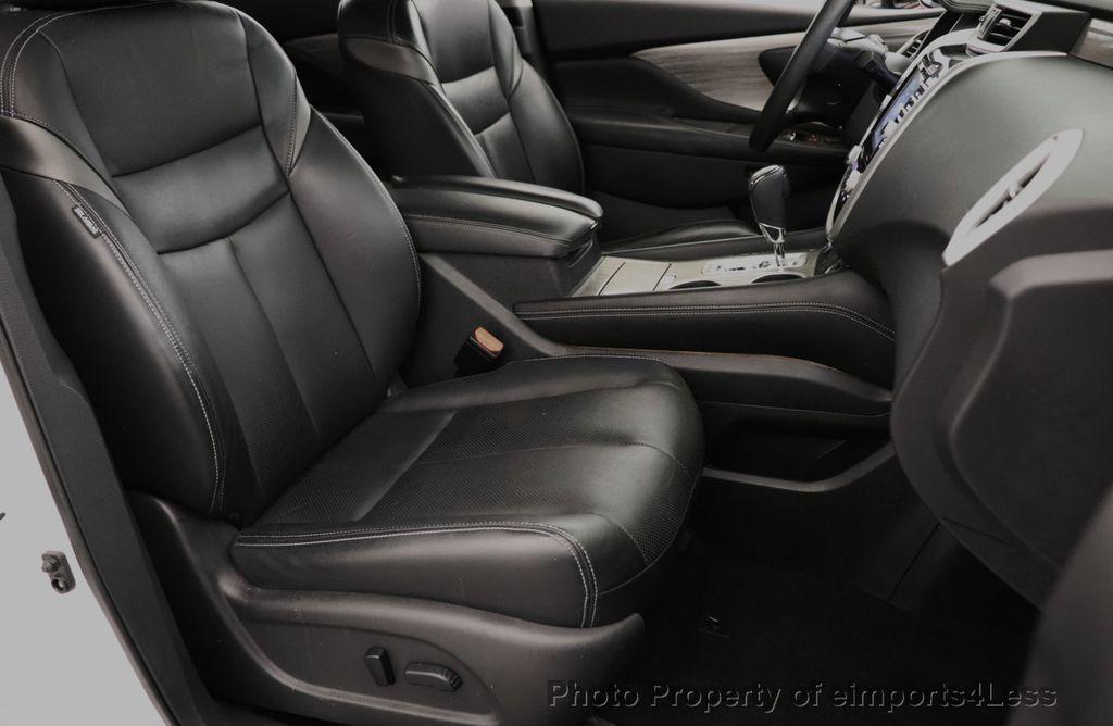 2016 Nissan Murano CERTIFIED MURANO SL AWD NAVIGATION CAMERA BLIS BOSE - 18561288 - 6
