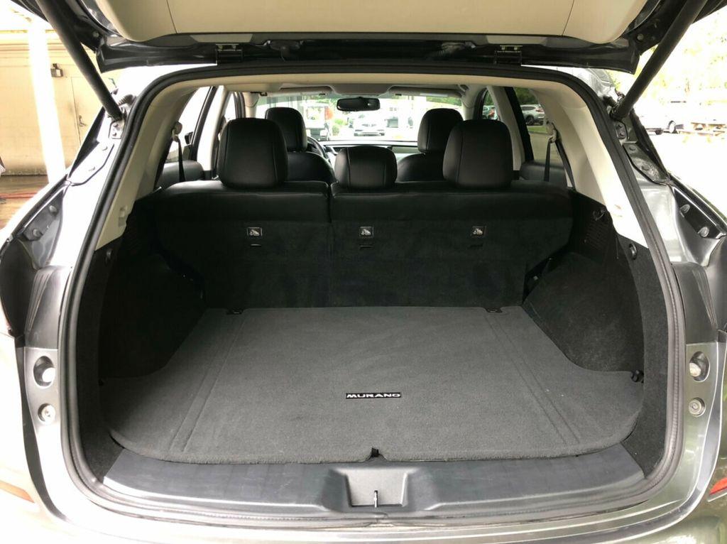 2016 Nissan Murano FWD 4dr Platinum - 18477335 - 9