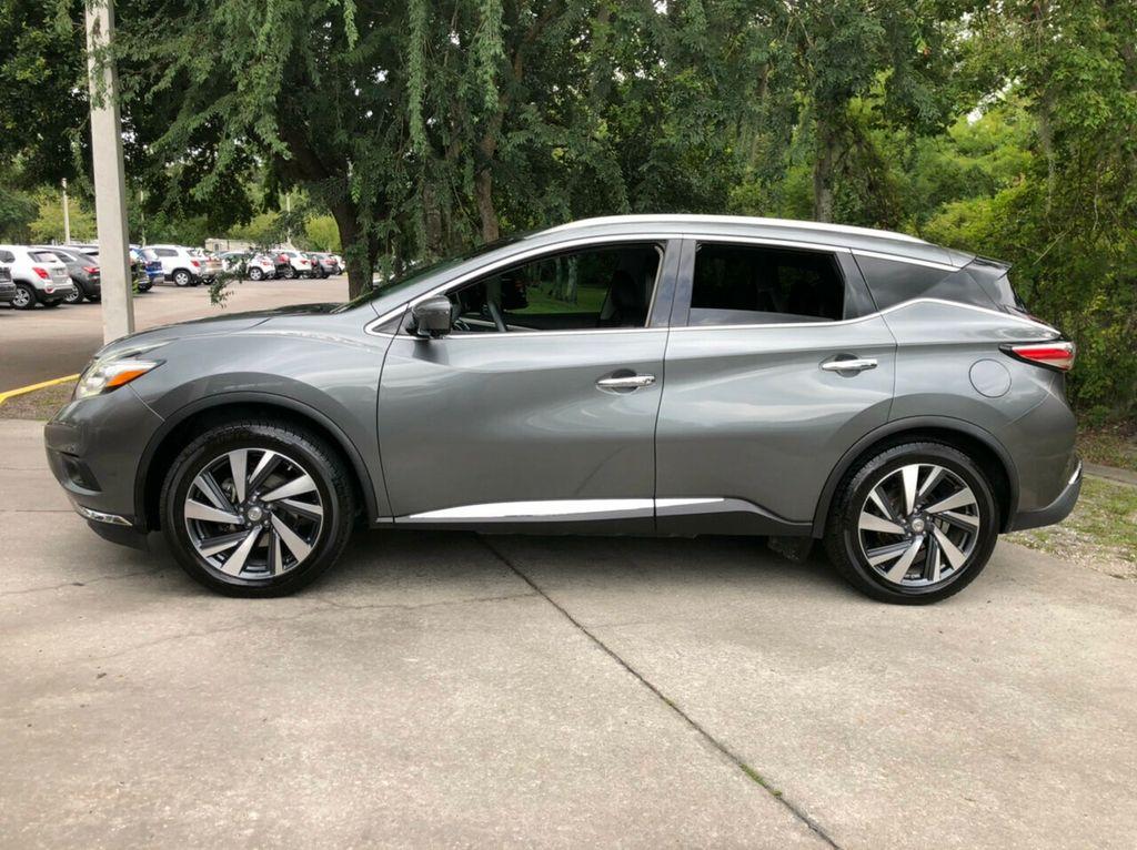 2016 Nissan Murano FWD 4dr Platinum - 18477335 - 1