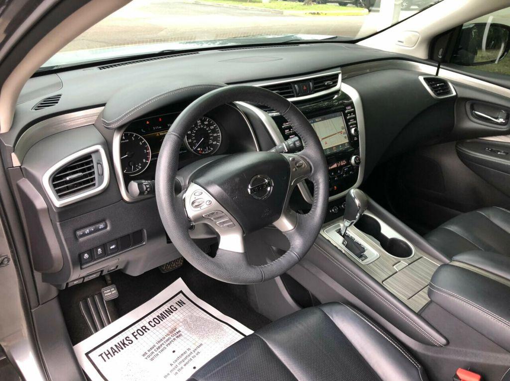 2016 Nissan Murano FWD 4dr Platinum - 18477335 - 2