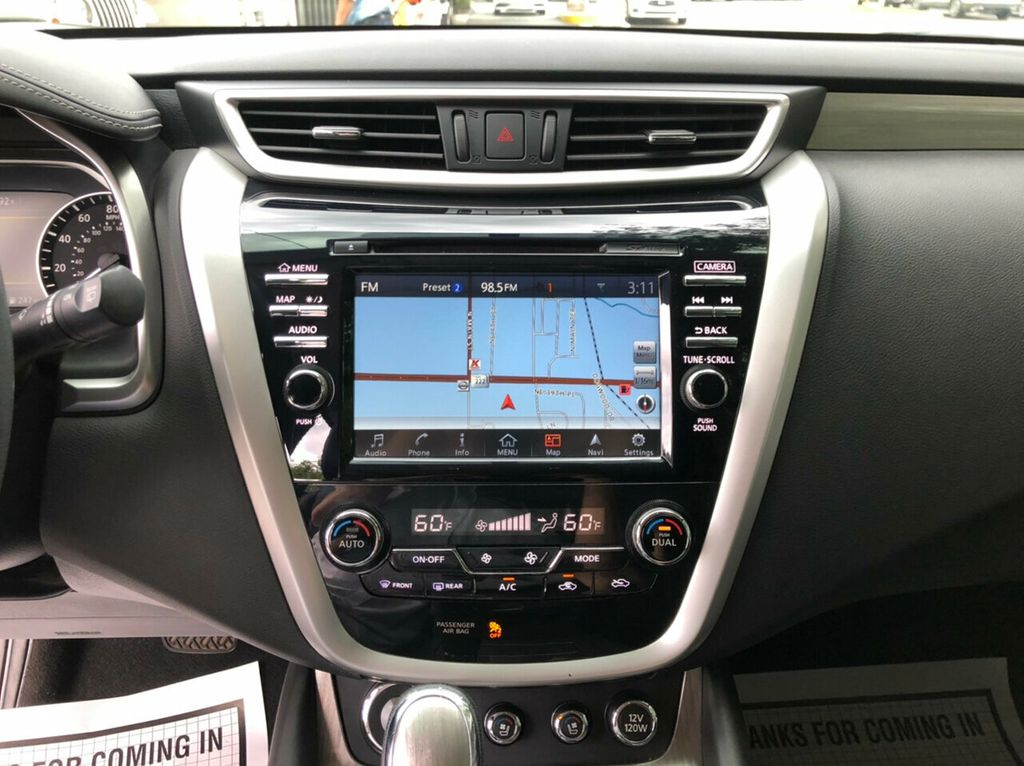 2016 Nissan Murano FWD 4dr Platinum - 18477335 - 5