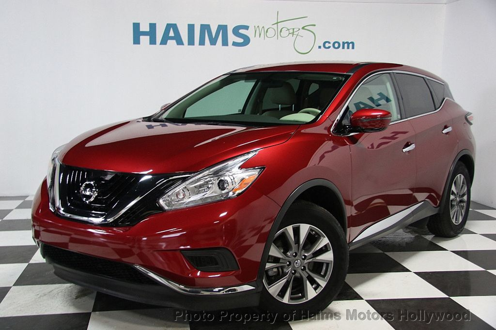 Nissan Dealership Miami >> 2016 Used Nissan Murano FWD 4dr SL at Haims Motors Serving Fort Lauderdale, Hollywood, Miami, FL ...