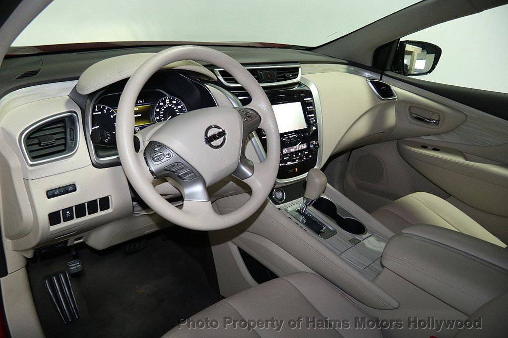 2016 Nissan Murano FWD 4dr SL - 16487280 - 15