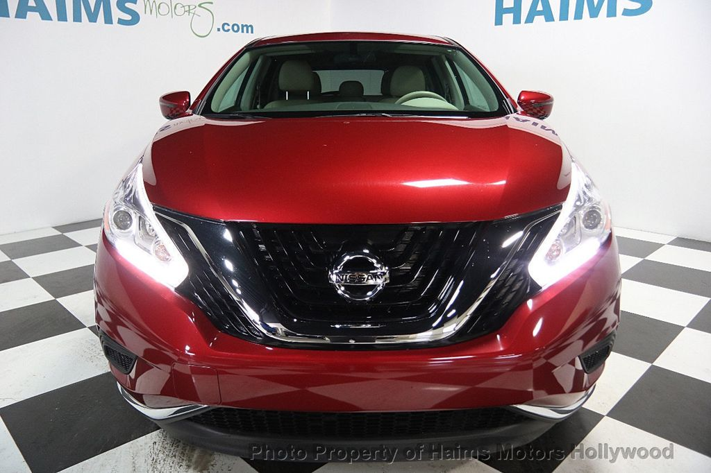 2016 Nissan Murano FWD 4dr SL - 16487280 - 1