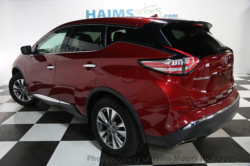 2016 Nissan Murano FWD 4dr SL - 16487280 - 3