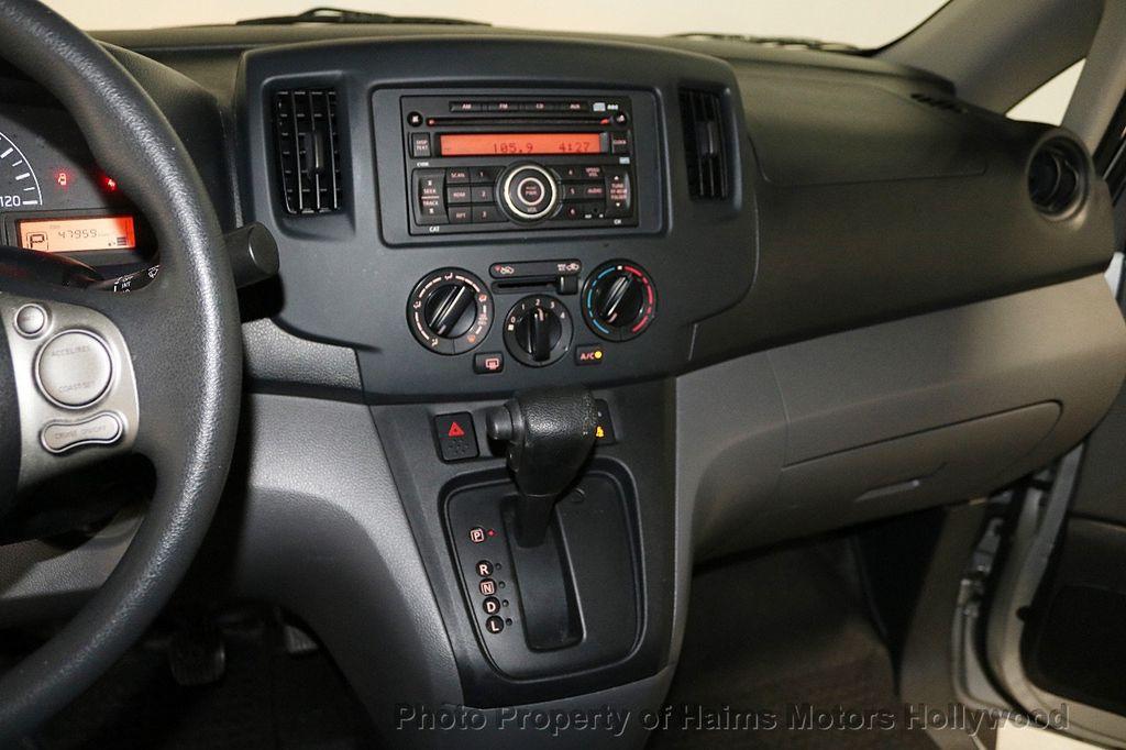 2016 Nissan NV200 I4 SV - 18335558 - 17