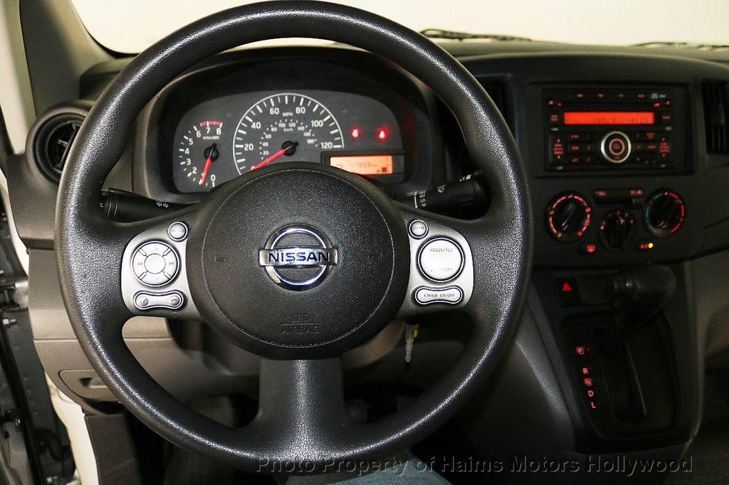 2016 Nissan NV200 I4 SV - 18335558 - 23