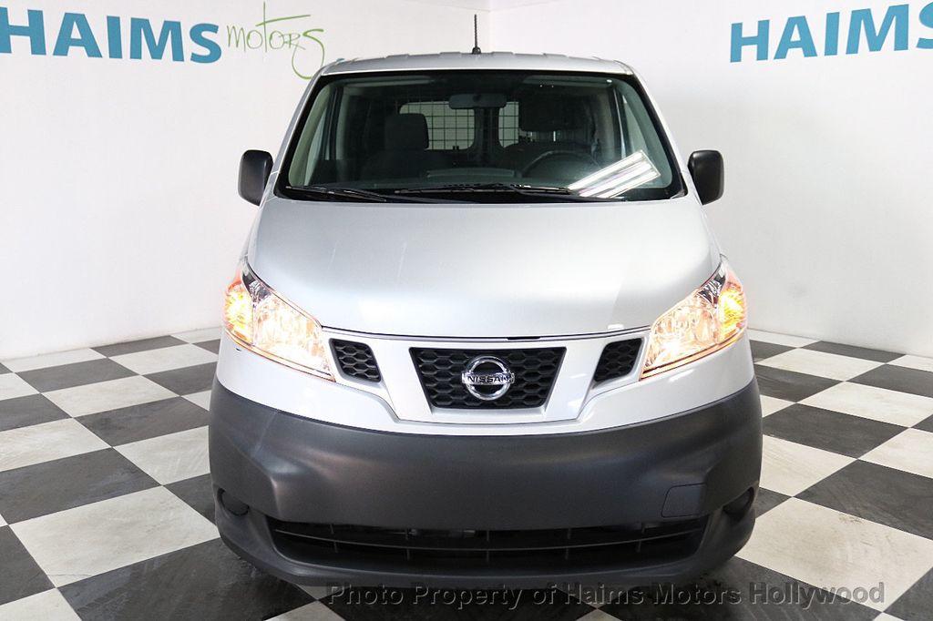 2016 Nissan NV200 I4 SV - 18335558 - 2