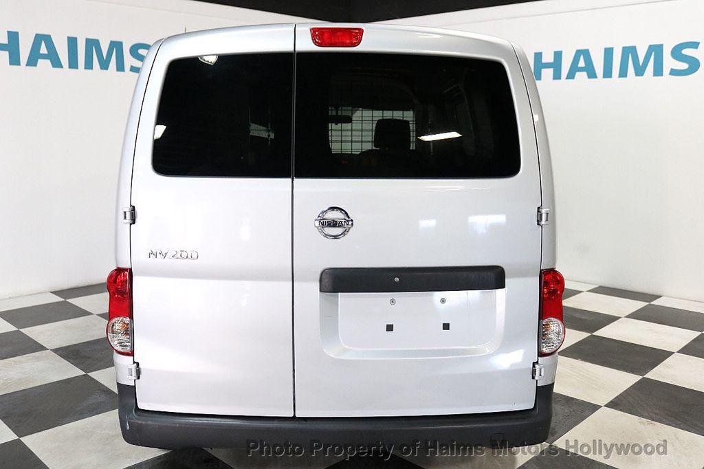 2016 Nissan NV200 I4 SV - 18335558 - 5