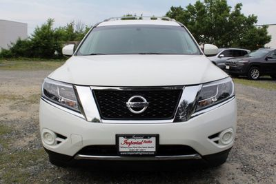 2016 Nissan Pathfinder 4WD 4dr SV - Click to see full-size photo viewer