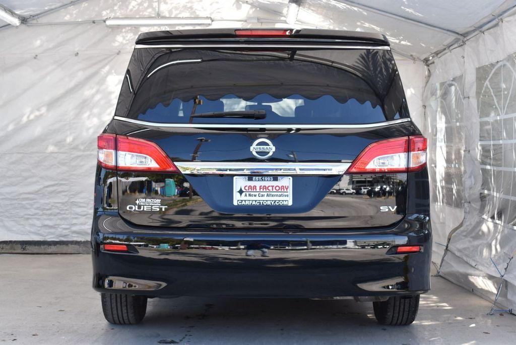 2016 Nissan Quest  - 18546242 - 5