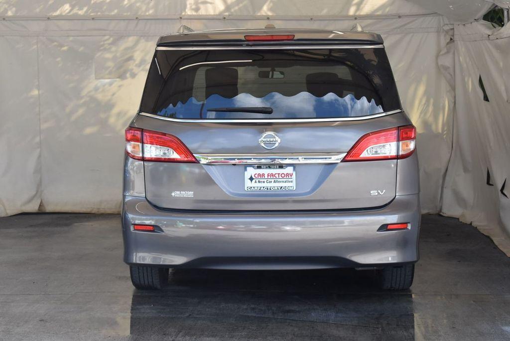 2016 Nissan Quest 4dr SV - 17727717 - 5