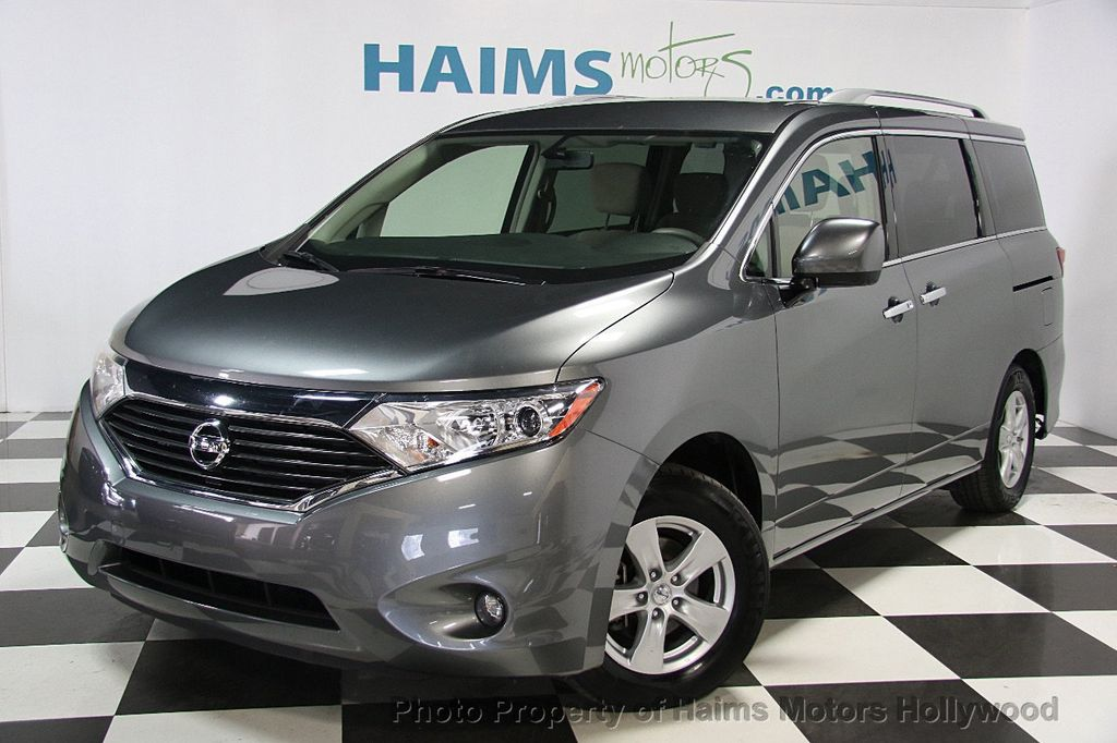 Nissan quest curb weight