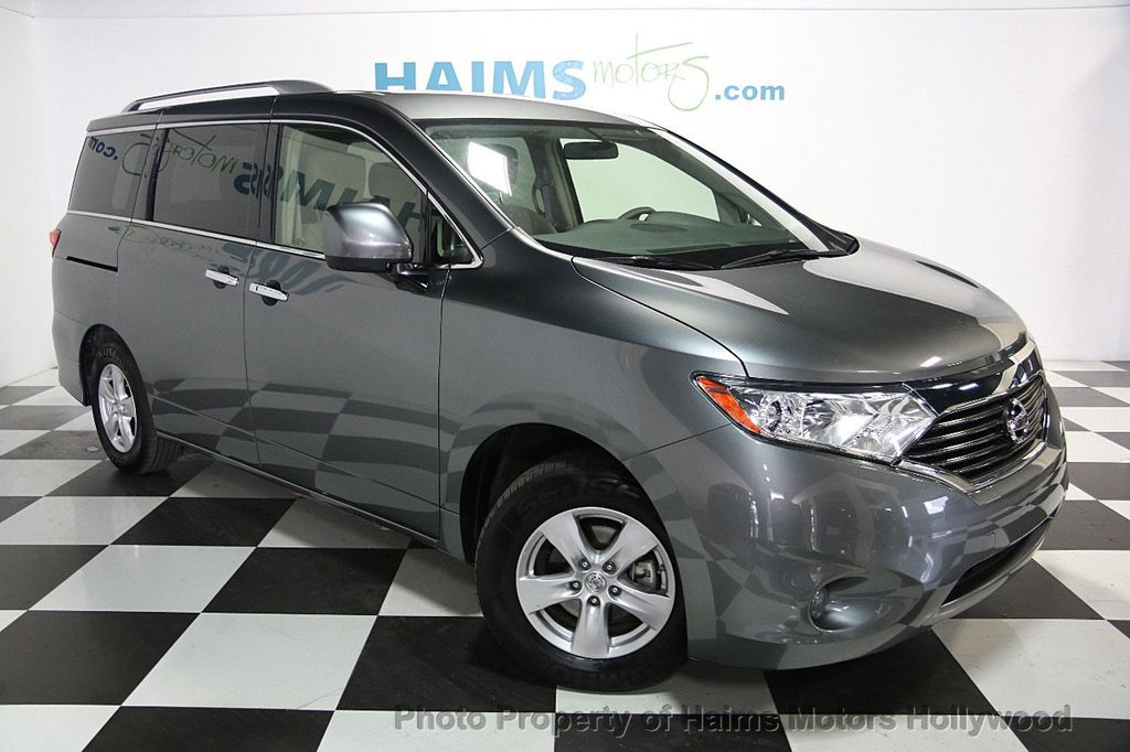 2016 Used Nissan Quest 4dr Sv At Haims Motors Ft