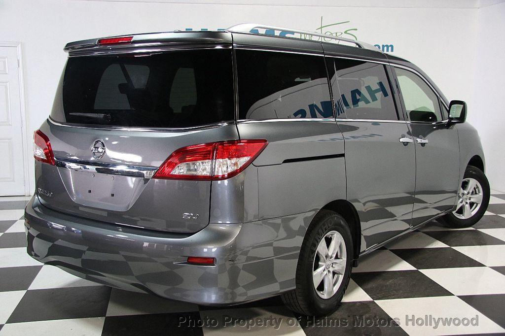 2016 Nissan Quest 4dr Sv 16533954 5